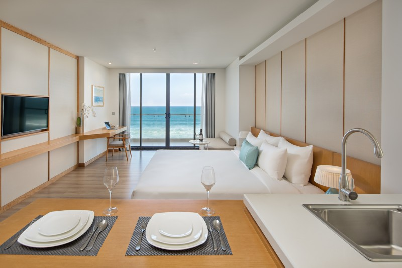 Family Suite 2-bedroom Ocean View