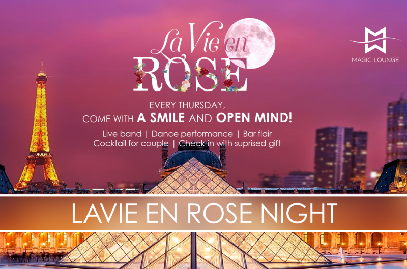 Lavie En Rose Night